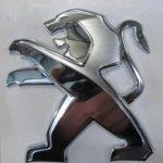 آرم شیر جدید صندوق عقب پژو 206 و 207 مدل هاچبک