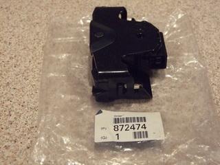 قفل کلید دار صندوق عقب (206 هاچبک یا اس دی) + سوکت فابریک