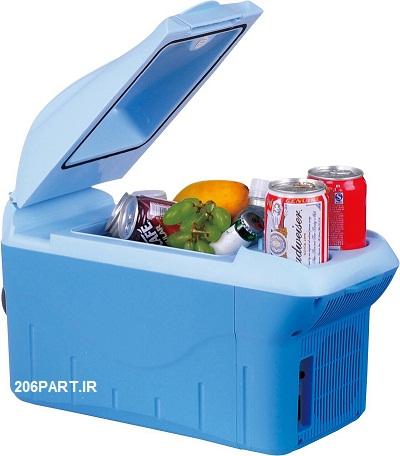 مجموعه یخچال (سرد و گرم) خودرو 8 لیتری | فروش قطعات و آپشن 206 و 207iمجموعه یخچال (سرد و گرم) خودرو 8 لیتری