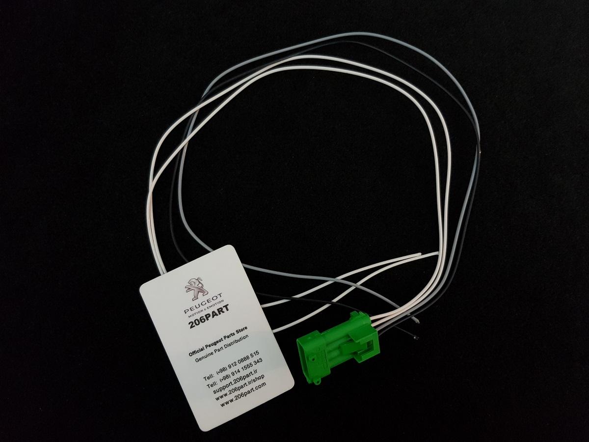 سوکت سنسور اکسیژن بالا (طرف سنسور) – وارداتی