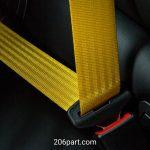 کمربند زرد پک کامل 18 متر (5صندلی) – اصلی