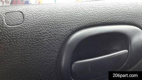 کورکن زبانه قفل در 206 (طرح رودری) 4 عددی