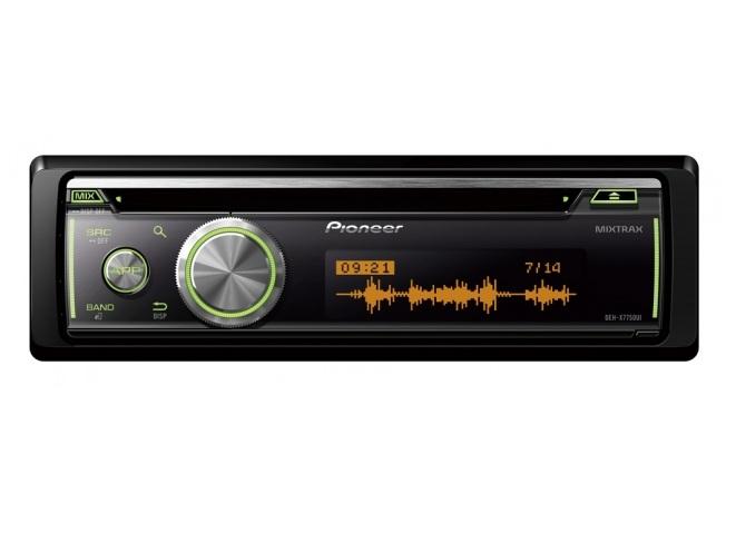 ضبط (هد یونیت) پایونیر /قابلیت تغییر رنگ – دمو دار Pioneer DEH-x7750