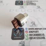 سنسور فشار گاز کمپرسور کولر – 4پین (مدل 92 به بعد) – اصلی